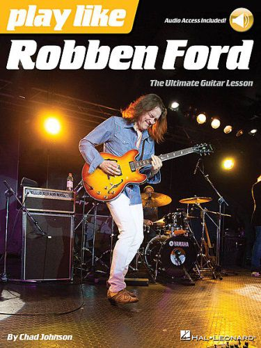 Play like Robben Ford Audio Access