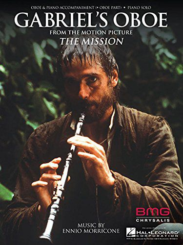 Gabriel's Oboe (from The Mission) for Oboe and Piano Oboe-Pno