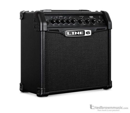 Line 6 Spider 15 Classic Combo Amp