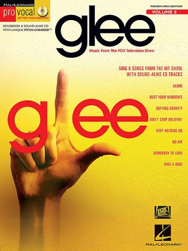 Glee Pro Vocal Male/Female BKCD