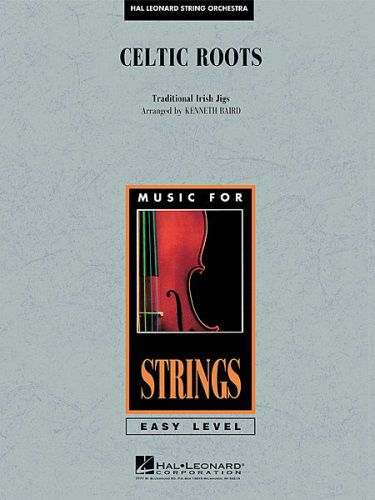 Celtic Roots (String Orchestra) Score & Pa