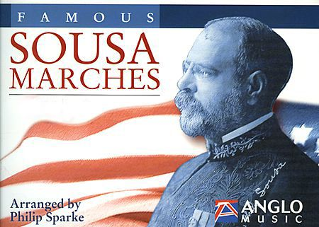 Famous Sousa Marches 1st Bb Clarinet