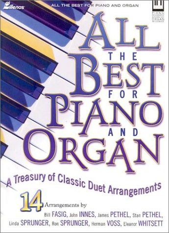 All the Best for Piano and Organ O & P 3-st