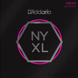 D'Addario Guitar Strings Electric NYXL Super Light NYXL0942