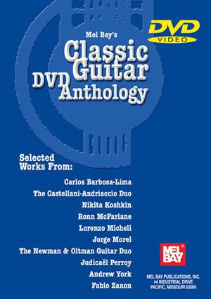 Classic Guitar Anthology DVD