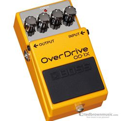"Boss OD-1X Overdrive ""Special Edition"" Effect Pedal"