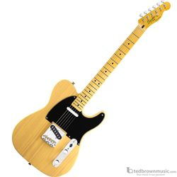 Squier '50s Telecaster Classic Vibe Electric Guitar Butterscotch Blonde