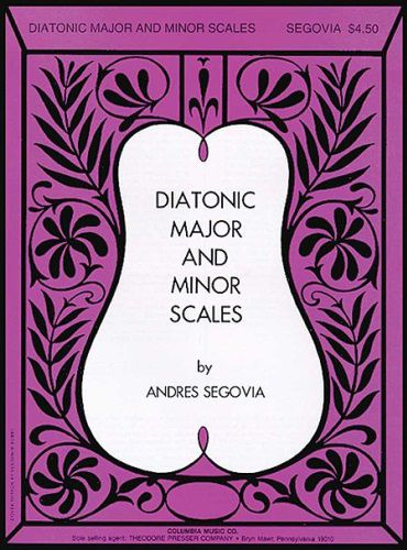 DIATONIC MAJOR AND MINOR SCALES