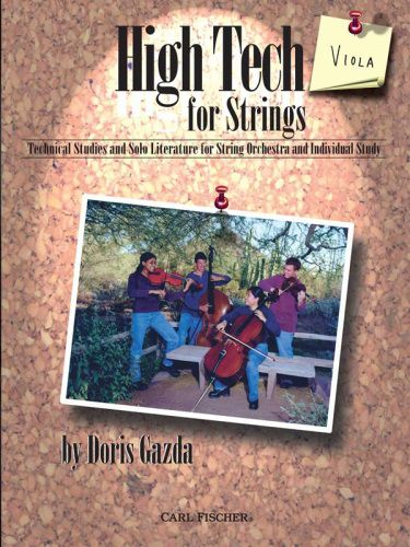 High Tech for Strings - Viola