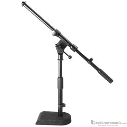On-Stage Stand Bass Drum Boom Combo Weighted MS7920B