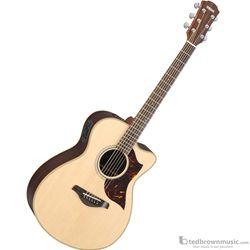 yamaha acoustic electric guitar. yamaha ac1r a series acoustic guitar with case electric /
