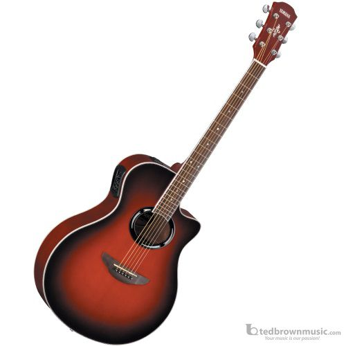 Yamaha APX500III Cutaway APX Series Acoustic-Electric Guitar