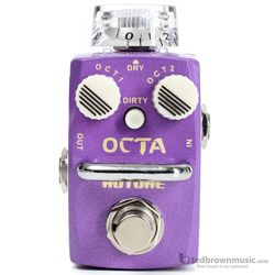 Hotone Octa Octave Frequency Legacy Series Effect Pedal