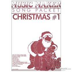 Melody Harp Music Maker Christmas Songs #1 MM05