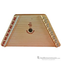 Music Maker Lap Harp Zither RN600
