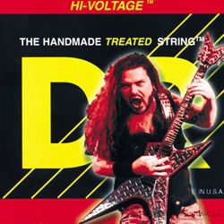 DR Strings Guitar Dime Bag Medium Heavy 2DBG-1052