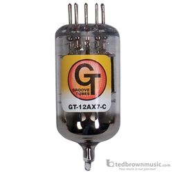 "Groove Tubes Preamp Tube ""C"" Single 12AX7C"