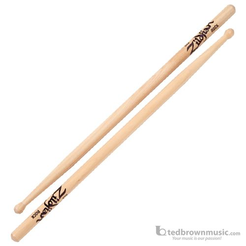 Zildjian Drum Sticks  Rock Wood SDBRKWD