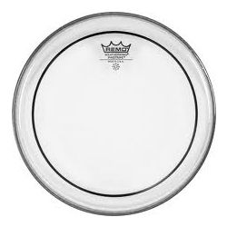Marching Tenor Drum Head Remo Clear Pinstripe Crimplock