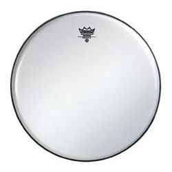 "Bass Drum Head Remo 22"" Smooth White Emperor"