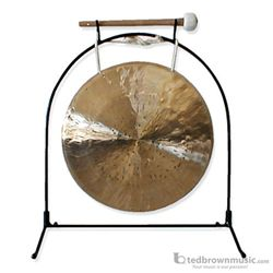 "World Percussion Stand Gong 18""-24"" GS-1824"