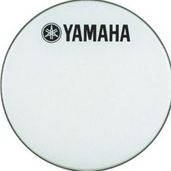 Drum Head Remo Smooth White Ambassador w/ Yamaha Logo