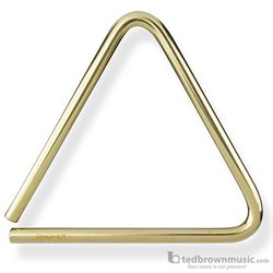 Grover Percussion Triangle Symphonic Bronze Series 7""