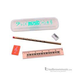 "Aim Gifts Pencil Box Set ""Music"" 71700"