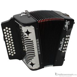 Hohner HA3100 Black Panther Accordion