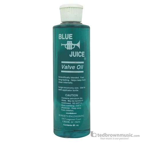 Blue Juice BJ8 8oz Valve Oil
