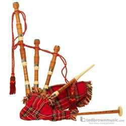 Mid-East Full Size Rosewood  Bagpipe
