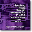 Teaching Music Through Performance In Band #1 CD Set Grades 2-3