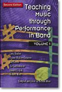 Teaching Music Through Performance In Band Vol #1 Book (Second Edition)