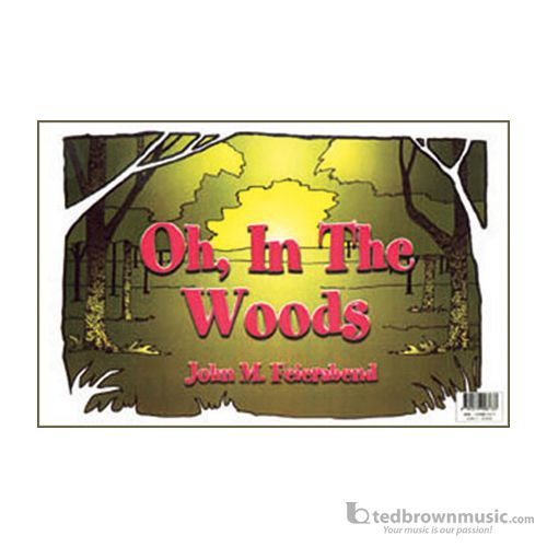 Oh In The Woods Flashcards