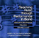 Teaching Music Through Performance In Band #2 CD Set Grades 2-3
