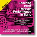 Teaching Music Through Performance In Band #6 CD Set Grades 4-5