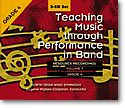 Teaching Music Through Performance In Band #7 CD Set Grade 4 CD Grade 4