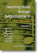Teaching Music Through Performance In Orch #3 Book
