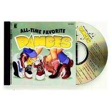 All Time Favorite Dances CD
