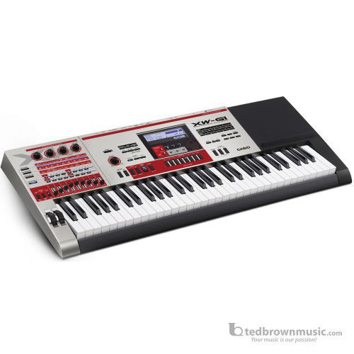 Casio XW-G1 Digital Groove Synthesizer