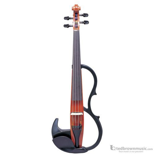 Yamaha SV-130 Concert Select Series Silent Violin Outfit