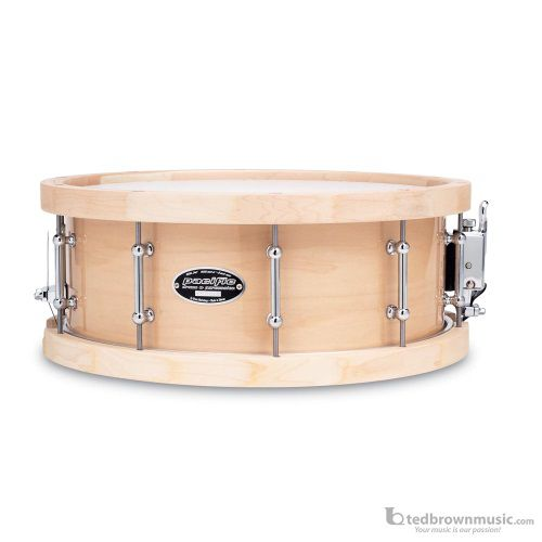"Pacific Drum Snare SX Series Limited Classic Wood Hoop with Claw Hooks 6""x14"""