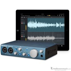 PreSonus Audiobox iTwo Portable USB Audio Interface