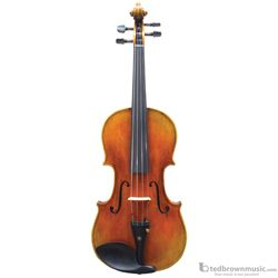 "Andrei Gerlach MLS500V ""Chaconne"" Craftsman Collection Series Violin 4/4 Size Outfit  4/4"