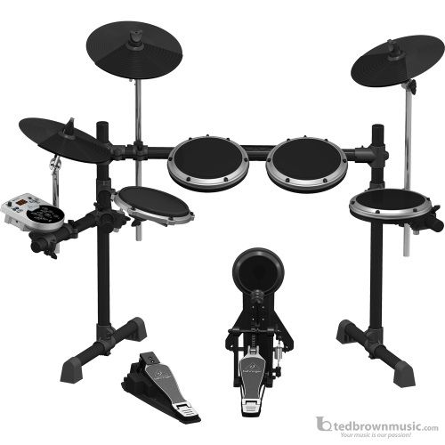 Behringer Electronic Drum Set 8 Piece with USB