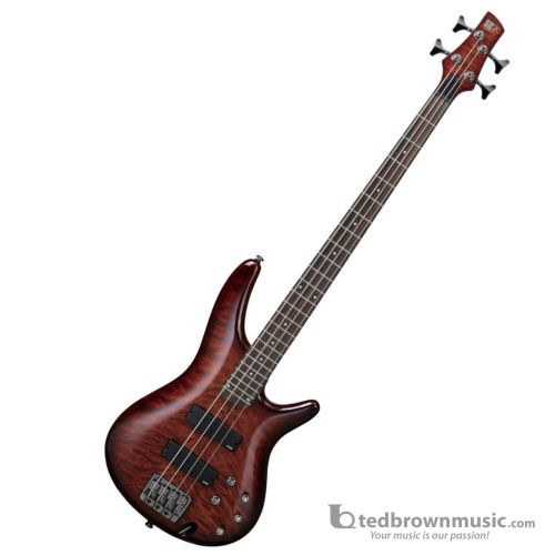 Ibanez SR400QM SR Series Electric Bass Guitar