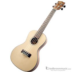 Kala KA-SSTU-C Thinline Travel Concert Ukulele