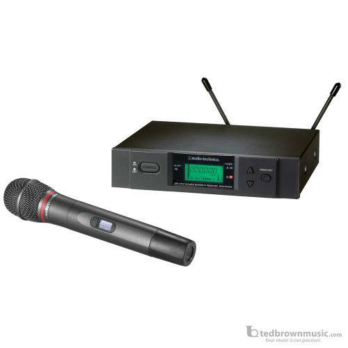 Audio Technica ATW-3141BC 3000 Series Handheld Wireless System