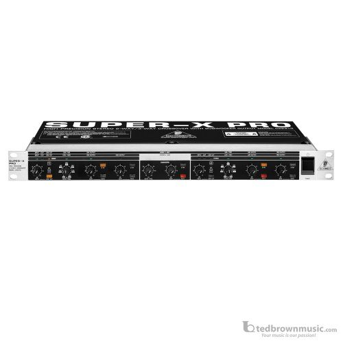 Behringer CX2310 Super-X Professional Crossover