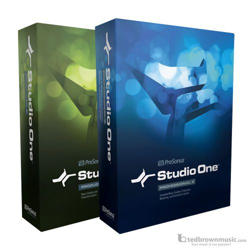 Presonus Software Studio One Producer To Professional Upgrade Digital Download